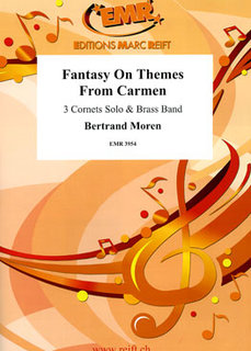 Fantasy On Themes From Carmen (3 Cornets Solo)