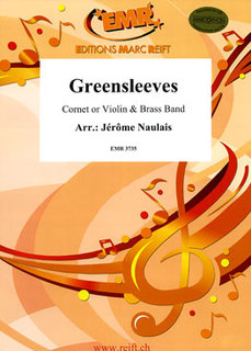 Greensleeves (Cornet Solo)