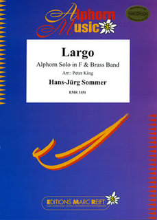 Largo (Alphorn in F Solo)