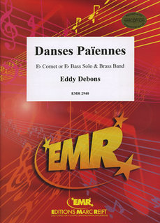 Pagan Dances (Danses paiennes / Heidnische Tänze) (Eb Bass Solo)