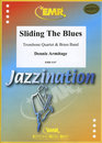 Sliding the Blues (4 Trombones Solo)