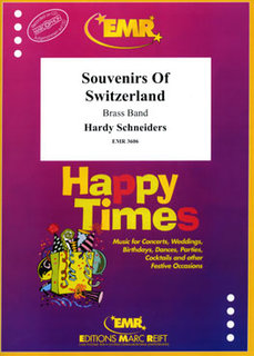 Souvenirs of Switzerland