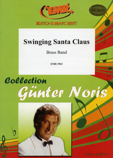 Swinging Santa Claus
