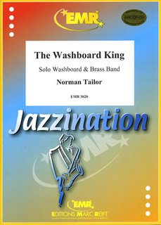 The Washboard King (Solo Washboard)