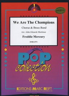We are the Champions + Chorus