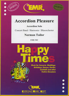 Accordion Pleasure (Accordion Solo)