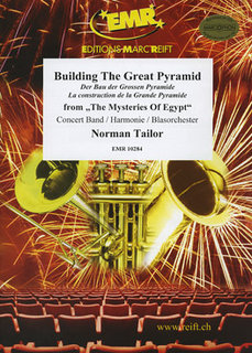 Building The Great Pyramid (from MysteriesOf Egypt)