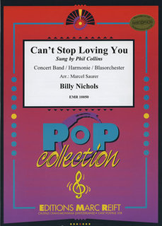 Cant Stop Loving You (by Phil Collins)