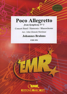Poco Allegretto from Symphony No. 3