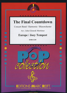 The Final Countdown (+ Pop Group optional)