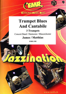 Trumpet Blues and Cantabile (3 Trumpets Solo)