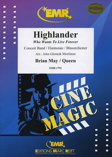 Who Wants To Live Forever (Highlander)