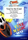 Youre So Cool (Marimba Solo)