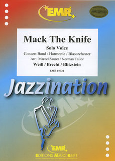 Mack The Knife (Solo Voice)