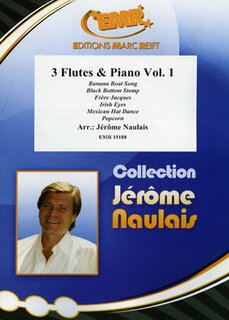3 Flutes & Piano Volume 1