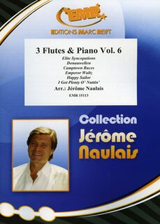 3 Flutes & Piano Volume 6