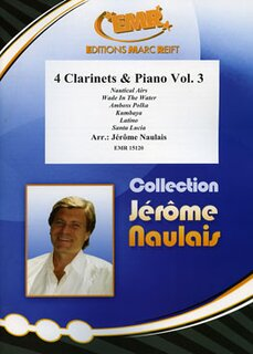 4 Clarinets & Piano Volume 3