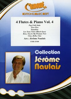4 Flutes & Piano Volume 4
