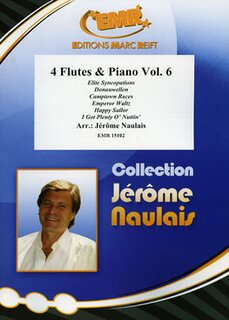 4 Flutes & Piano Volume 6