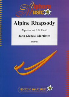 Alpine Rhapsody (Alphorn in Gb)