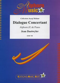 Dialogue Concertant (Alphorn in F)