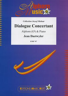 Dialogue Concertant (Alphorn in Gb)
