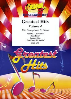 Greatest Hits Volume 4  (Alto Saxophone)
