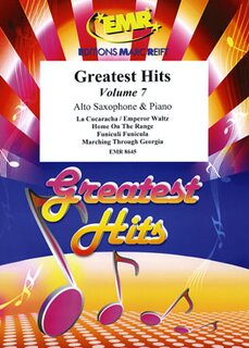 Greatest Hits Volume 7  (Alto Saxophone)