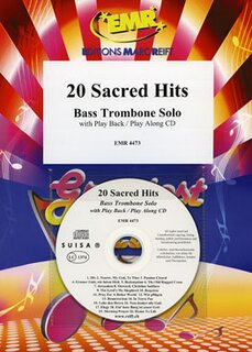 20 Sacred Hits + CD (Posaune)