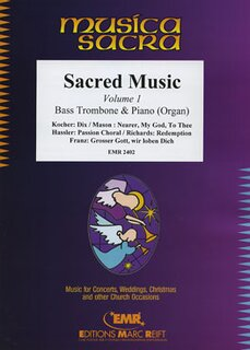Sacred Music Volume 1  (Posaune)