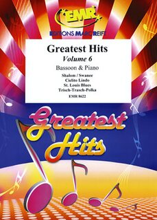 Greatest Hits Volume 6  (Fagott)