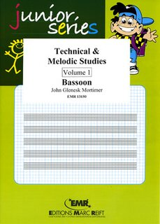 Technical & Melodic Studies Vol. 1 (Fagott)