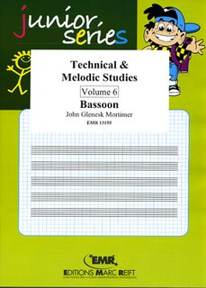 Technical & Melodic Studies Vol. 6 (Fagott)