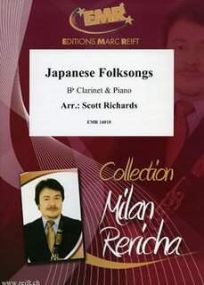 Japanese Folksongs (Klarinette)