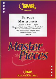 Baroque Masterpieces (Klarinette)