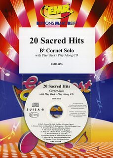 20 Sacred Hits + CD (Kornett)
