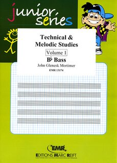 Technical & Melodic Studies Vol. 1 (Bb) (Tuba)