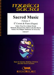 Sacred Music Volume 3  (Kornett)