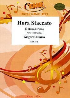 Hora Staccato (Horn in Es)