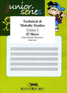Technical & Melodic Studies Vol. 3 (Horn in Es)