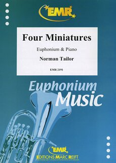 Four Miniatures (Eufonium)