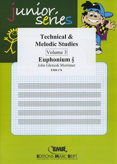 Technical & Melodic Studies Vol. 3 (Eufonium)