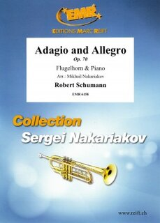 Adagio and Allegro (Opus 70) (Fl�gelhorn)