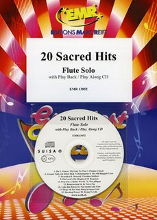 20 Sacred Hits + CD (Fl�te)
