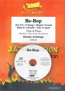Be-Bop + CD (Flöte)