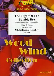 The Flight Of The Bumble Bee (Flöte)