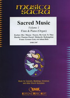 Sacred Music Volume 1  (Flöte)