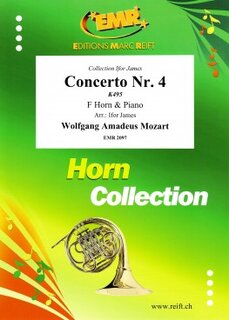 Concerto N� 4 (Horn in F)
