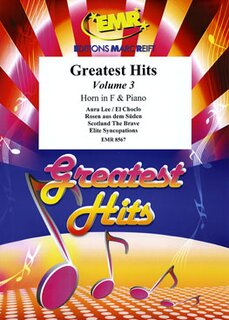 Greatest Hits Volume 3  (Horn in F)
