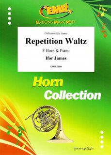 Repetition Waltz (Horn in F)